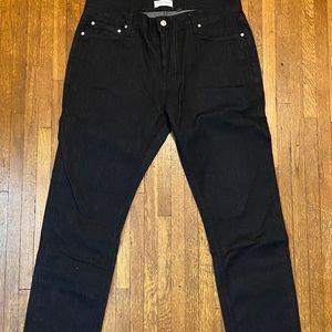 Five Four Black Rinse Jean 36x34